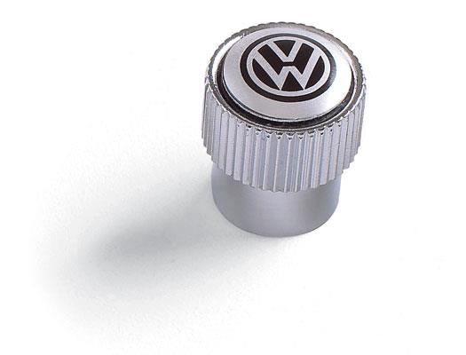 Diagram Valve Stem Caps - Black on Silver (ZVW355005A) for your Volkswagen SportWagen
